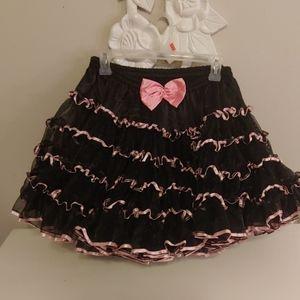 Plus size tutu petticoat
